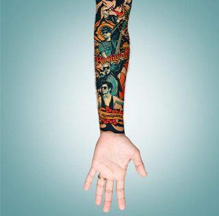 HOOLIGANS TATTOO SLEEVE